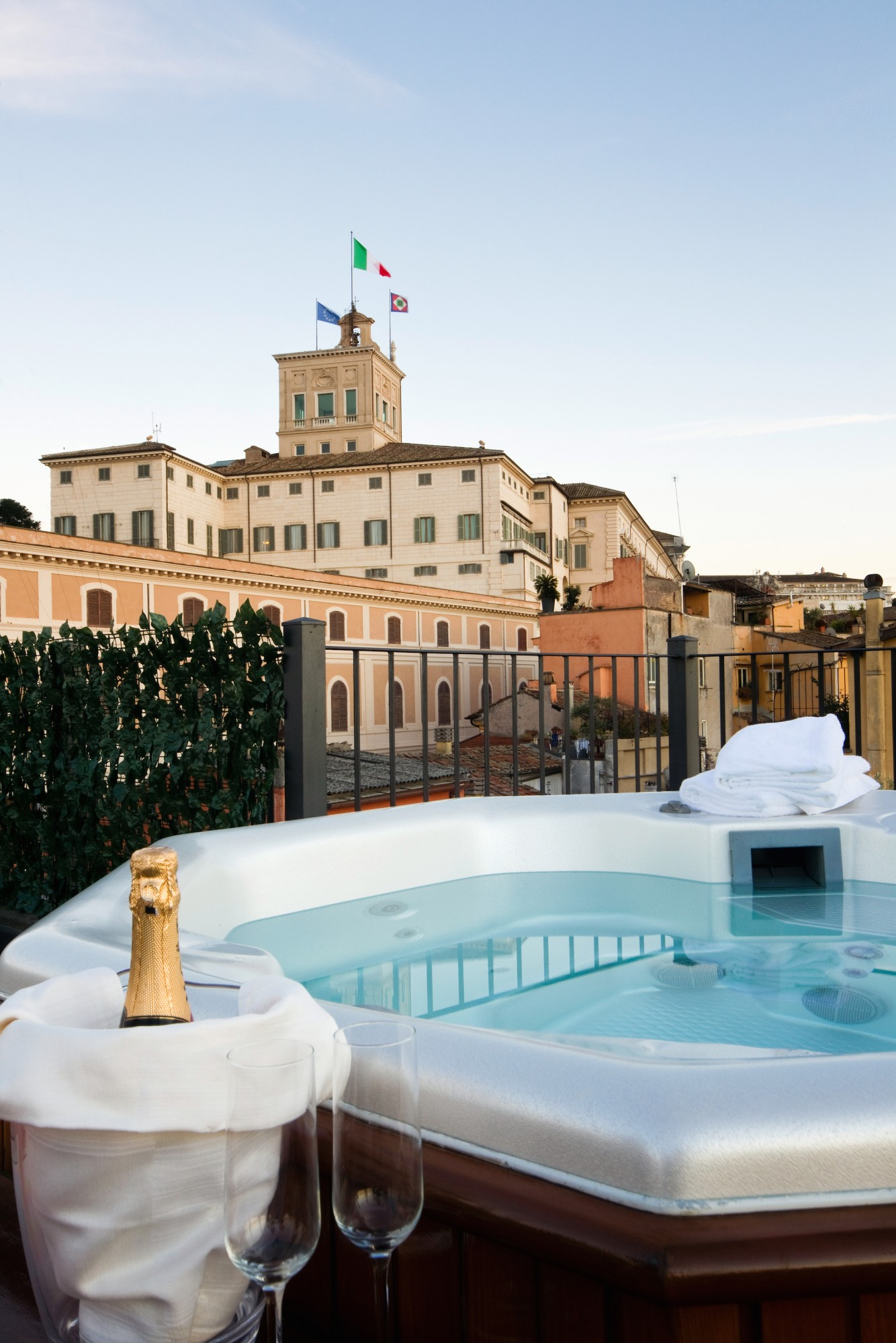 Trevi Palace Luxury Inn | Rome | Galleria 7