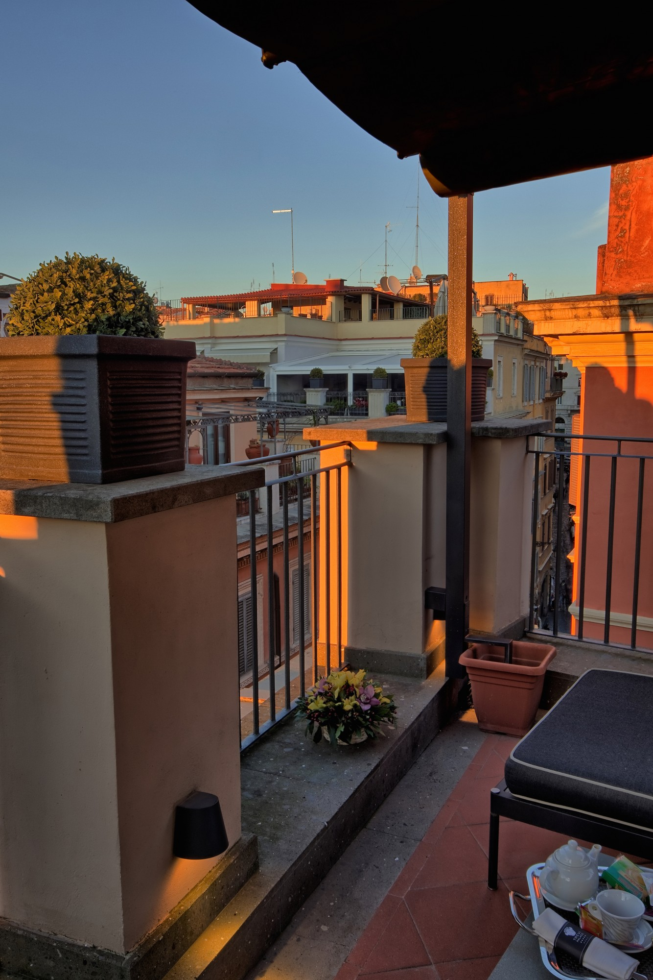 Trevi Palace Luxury Inn | Rome | Galleria 3