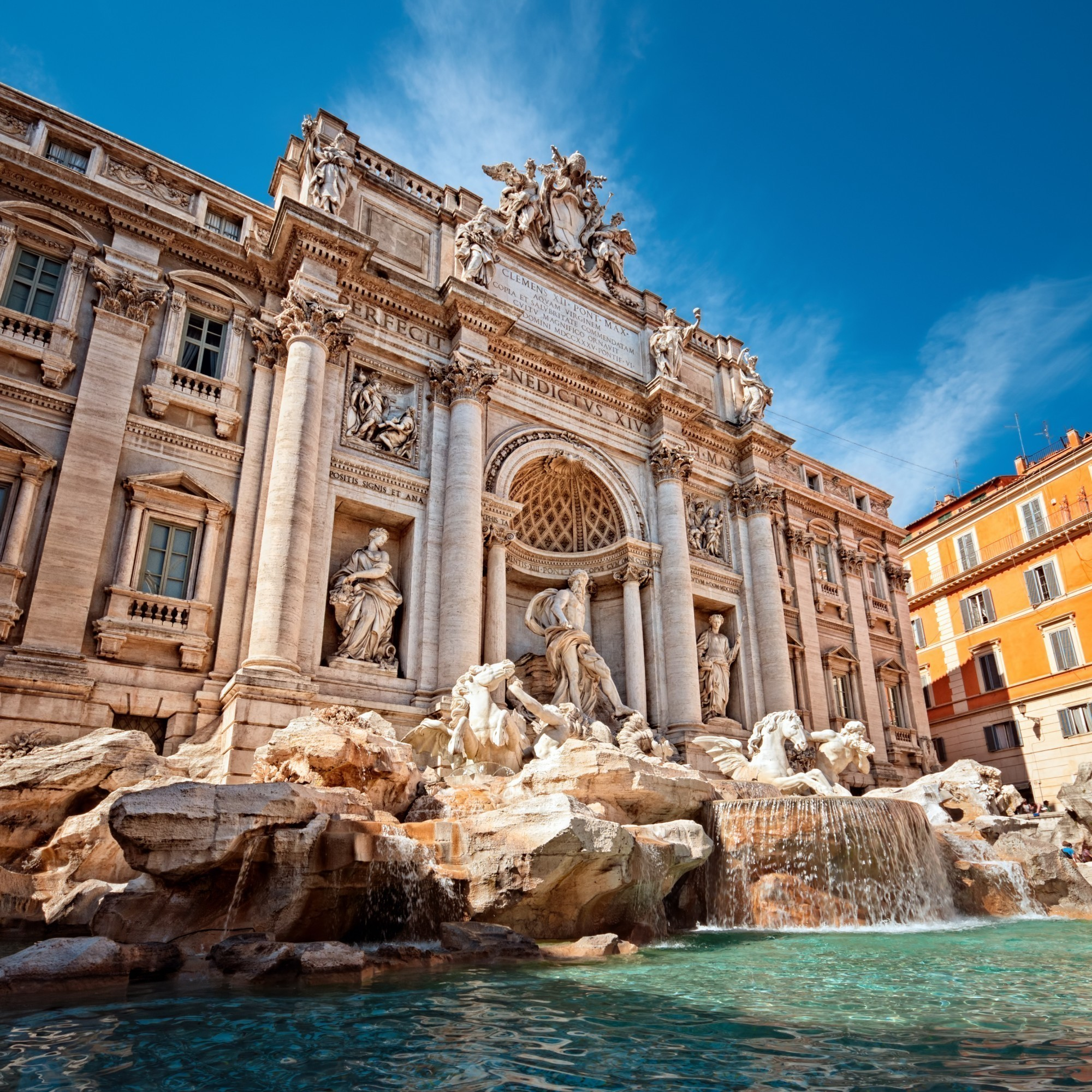 Trevi Palace Luxury Inn | Rome | Galleria 5
